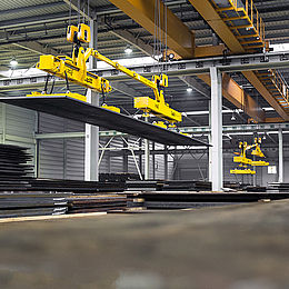 Menu-Hebetechnik